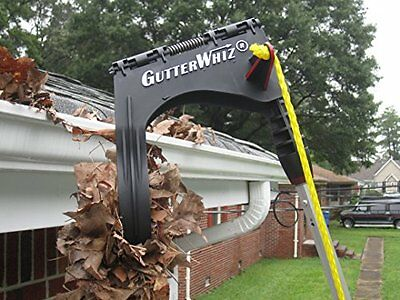 Gutter Cleaning Tool- Gutters Roofing Materials Supplies Building Improvement Ho