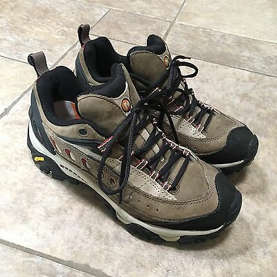 MERRELL Continuum Pulse II Outdoor Hiking Shoes w/ VIBRAM Soles Women's Size 7.5