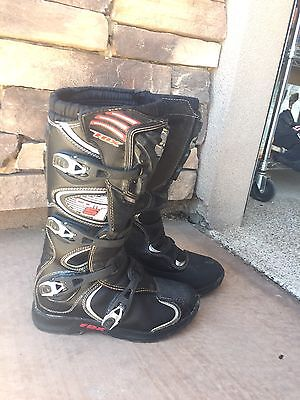 Fox Comp 5 Motocross Boots Size 10