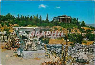 CPM Athenes Le Temple d'Hephaestos (Thescion)