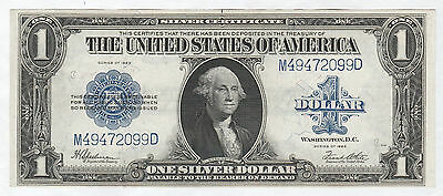 Circulated 1923 Silver Certificate--Ungraded $1 large size note #247, Fr. 237