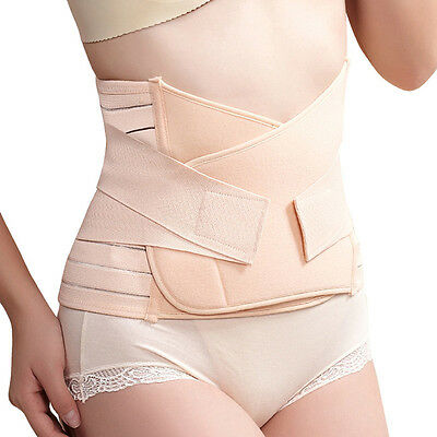 Hot Postpartum Recovery Girdle Postnatal Mother Waist Slim Breathable Banding