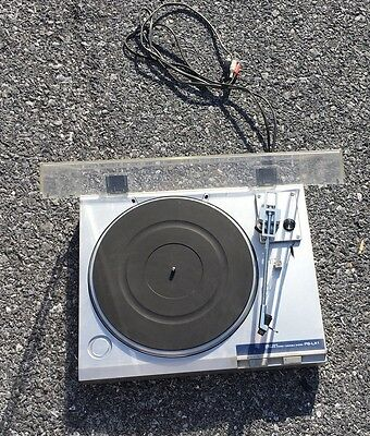Vintage Sony PS-LX1 Vinyl Turntable. Record player. Direct Drive Automatic