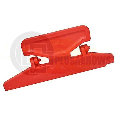 Replacement Clamp for Bohning Pro Fletching Jig for Making Archery Arrows.
