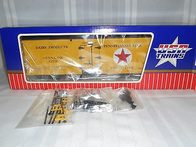 Usa Trains  #r-1656  Penn Union Line  Reefr   G Scale  Nib