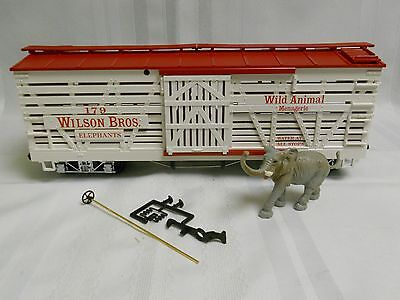 Lgb 4068-Dg  Wilson Brothers Circus Elephant Car    G Scale   New  Ob