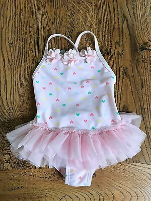 Baby Girls Bathers - Size 6-12 Months - BNWT