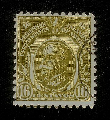 (H128) Philippines American Occupation 1923-26 Scott 300a used NG