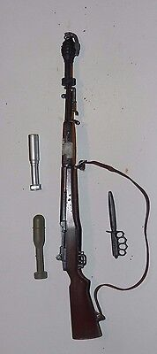 1/6Th Dragon, Did, , Ww2 Usa M1 Grand With Grenade Launcher And Dagger