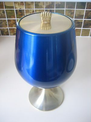 Retro Anodised Ice Bucket
