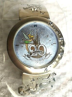Tokyo Disney Land Limited 20th Anniversary Watch Tinker Bell  Japan not for sale