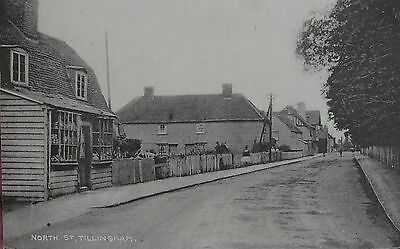 Tranquil North Street Tillingham Essex Early Pc