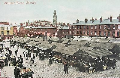 The Market Chorley Manchester Lancashire Early Pc