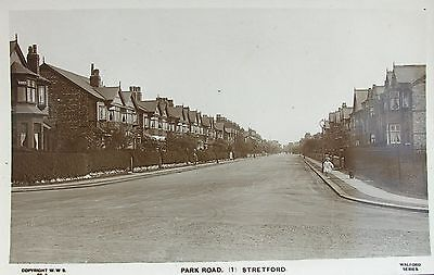 Walking The Dog Park Road Stretford Manchester Lancashire Early Rp Pc