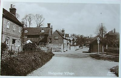 The Brick Mould Ph & Hedgerley Village Buckinghamshire Early Rp Pc