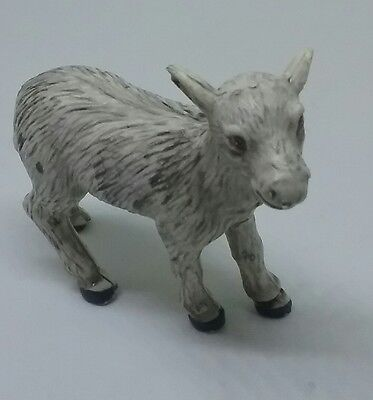 "1992 Goat Rubber Pvc 3"" Farm Animals Toys"