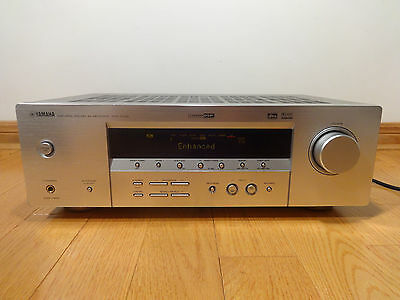 Yamaha HTR-5730 515w 5.1ch Home Theater System Receiver Amplifier TESTED 100%