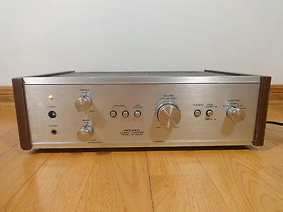Pioneer SA-5200 Integrated Stereo Amplifier Japan 1973 TESTED 100% Works Great!