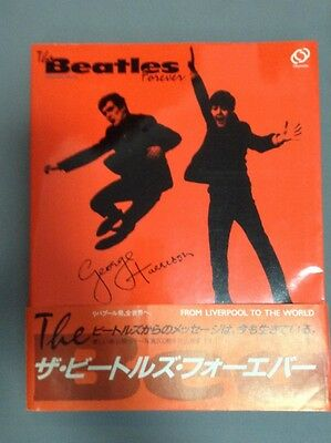 The Beatles Forever Music MOOK BOOK JAPAN 1982 F/S Obi Used John Lennon Paul