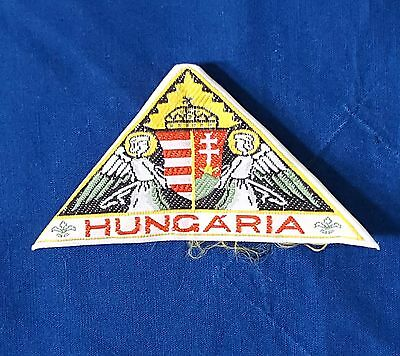 Hungarian National Patch