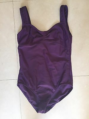 Roch Valley Leotard Girls Purple Size 3A Ballet