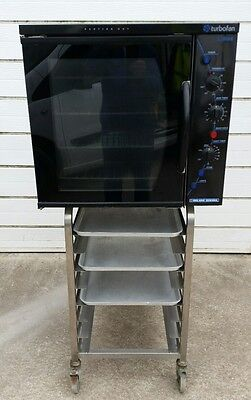 Blue Seal Turbofan 32Max Electric Oven