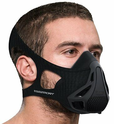 Aduro Sport Workout Training Mask - for Running Biking and Fitness, with High