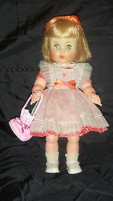 "Vintage LTD Toy Stamp Horsman  Fully Vinyl 18"" Doll"
