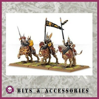 Bits Empire Free Peoples Demigryph Knights Warhammer Battle Aos