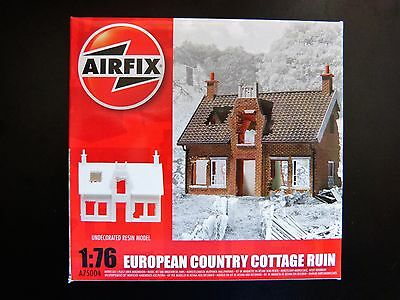 Airfix Nr. A750044 European Country Cottage Ruin in 1:76