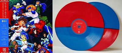 Gunstar Heroes Data Discs Limited Edition Vinyl Lp Sold Out Rare New