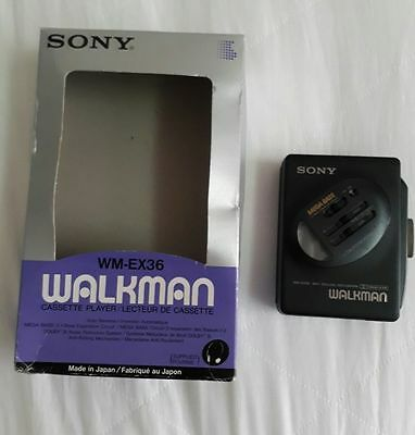sony cassette walkman wm-ex36