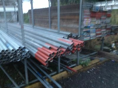 used scaffolding tube and fittings
