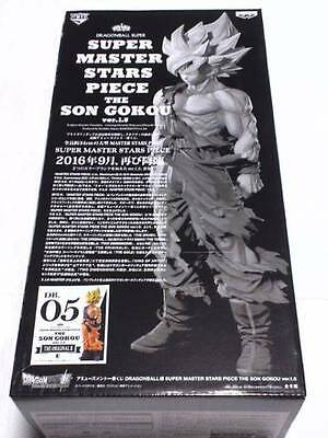 Dragon Ball Z Super Master Stars Piece Goku 1.5 The Original Ii Figure Figura