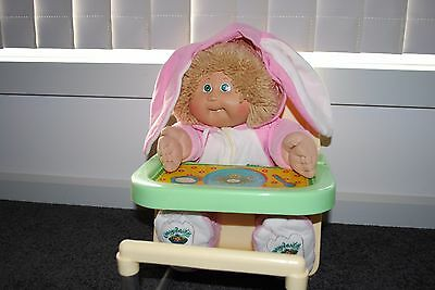 Cabbage Patch Doll with outfits.