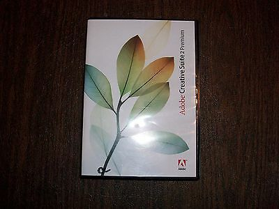 Adobe Creative Suite 2 CS2 Premium MAC IE Vollversion BOX inkl Mwst english
