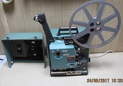 Bell & Howell 1695 TQ III Specialist 16mm cine fim projector with sound