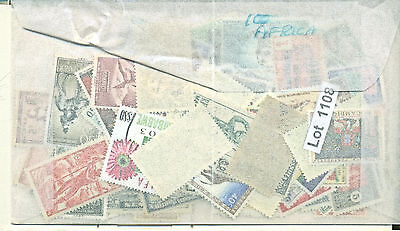 Lot 1108..Africa..Selection of 100 mostly mint stamps from various countries