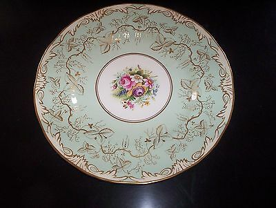 Royal Worcester Cabinet Plate.  Hand Painted- Walter Sedgley.