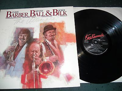 Chris Barber,kenny Ball & Acker Bilk Double Lp - The Ultimate