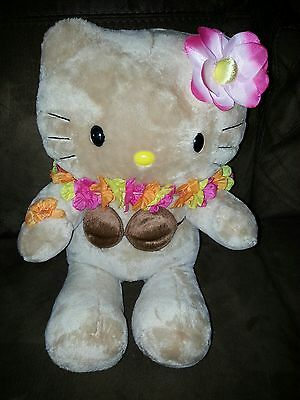 Build a Bear Sun Kissed Sunkissed Hello Kitty Plush