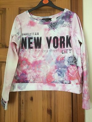Girls New Look top/jumper age 14