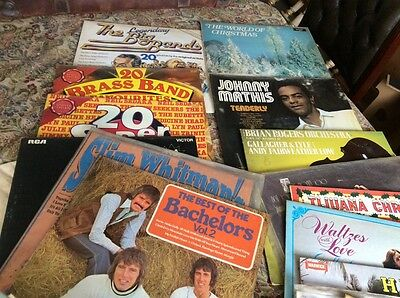 job lot of 39 vinyl LP records from 70's?