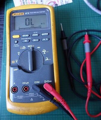 Fluke 87 V Multimeter