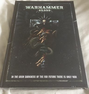 Warhammer 40k 8th Edition Rule book! New!