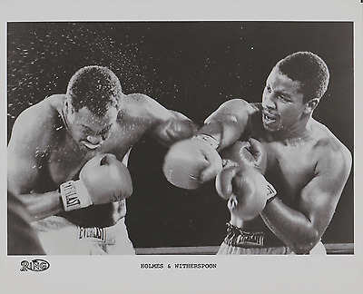 HOMES & WITHERSPOON 8X10 Photo BOXING BLACK AND WHITE PICTURE PLUS 8 LOT