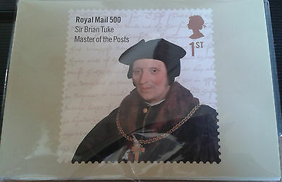 'Royal Mail 500' Stamp Cards (11 in set) BN&S