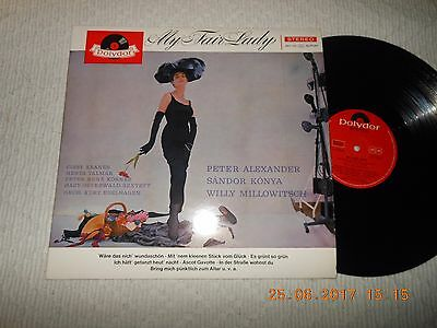 "12"" My Fair Lady  Polydor"