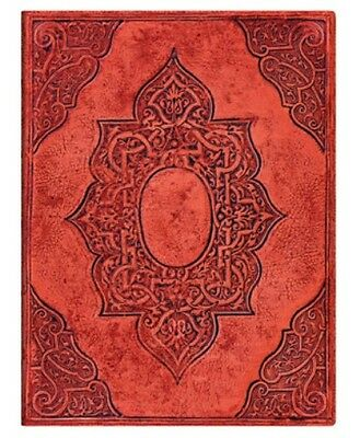 """Paperblanks Journal """"Fortuna"""" LINED Ultra 7x9"""" Book Writing Lined New"""