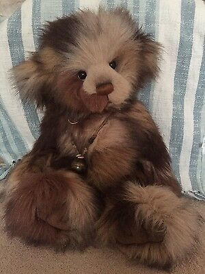 Charlie bear Jigsaw 22 inches with tags